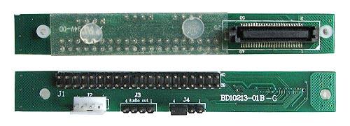 Переходник для подключения slim IDE приводов